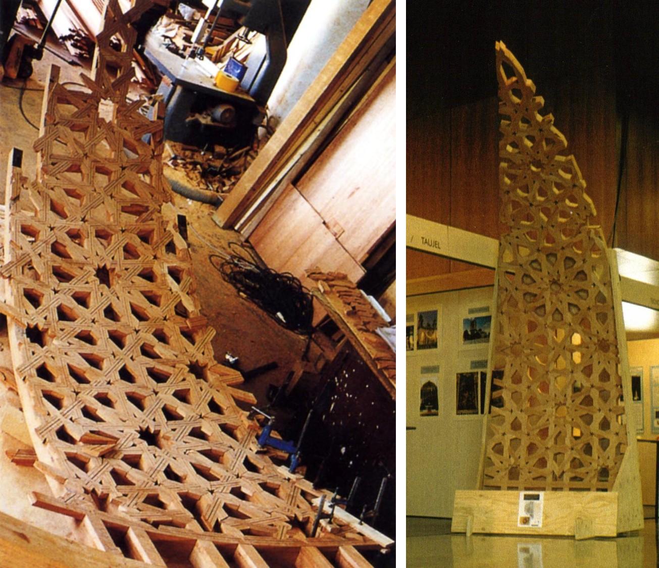 La carpinteria de lo blanco a traves de la imagen for Carpinteria interior de madera